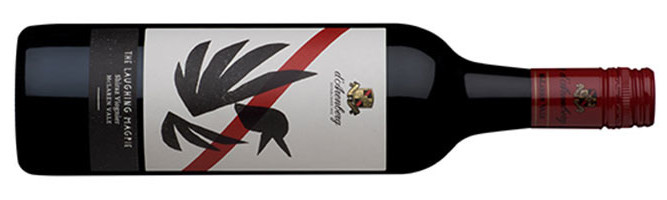 D'Arenberg, The Laughing Magpie, McLaren Vale, South Australia 2010